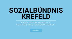 Sozialbündnis Krefeld: Solidaritätserklärung für Forderungen und Warnstreiks der IG-Metall!