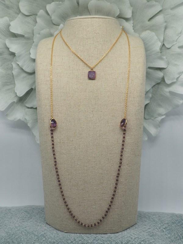 Sautoir-Duo-violet