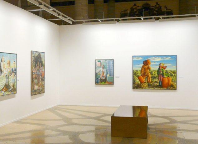Ediciones contra el tedio - Exposición Lonja