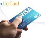 Visa lanzó un servicio que permite realizar transferencias entre tarjetas de crédito