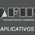 Aplicativo SICORE versión 8.0 Release 24