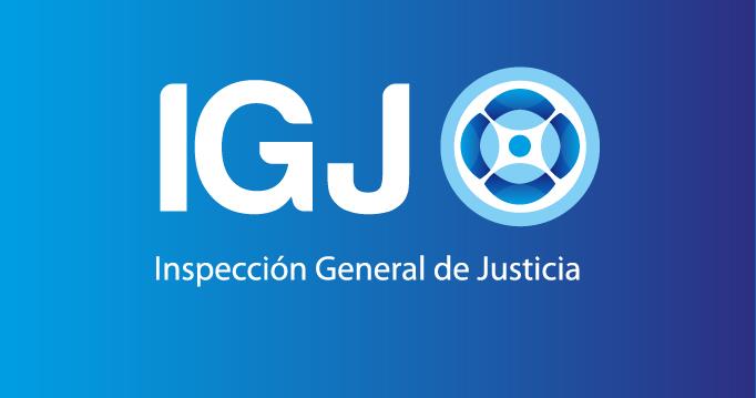 IGJ Inspección General de Justicia