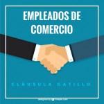Empleados de Comercio: se firmó el acta con el 6% de aumento