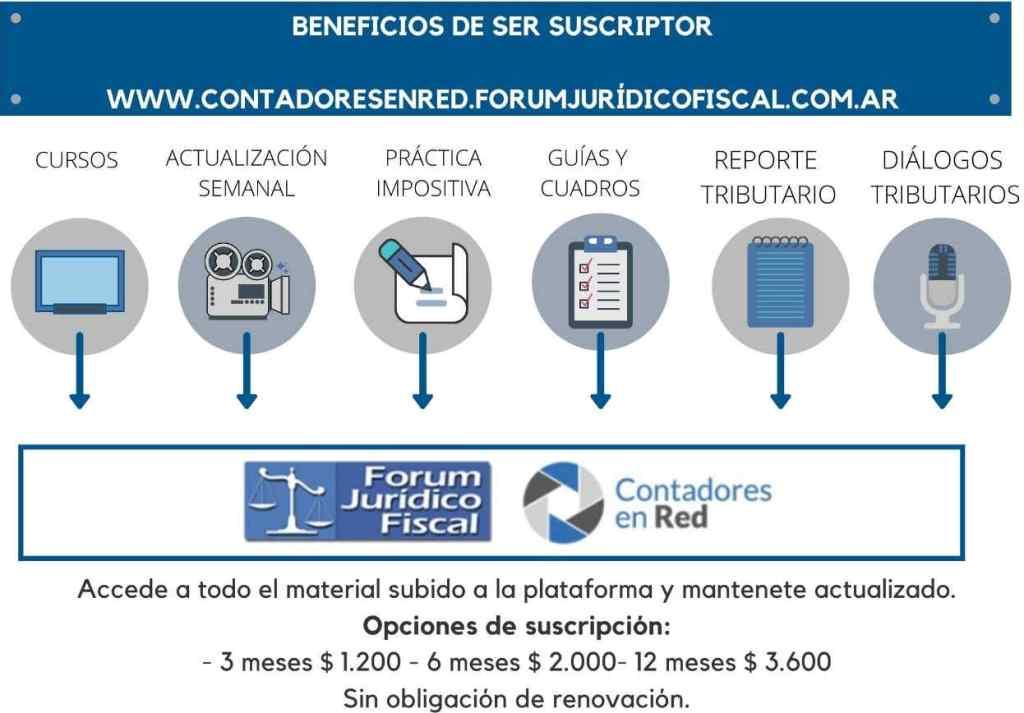 Capacitación Forum Contadores en red