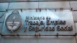 Ministerio de Trabajo Empleo y Seguridad Social MTEYSS