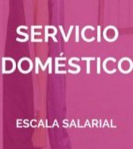 Servicio-doméstico-escala-salarial-