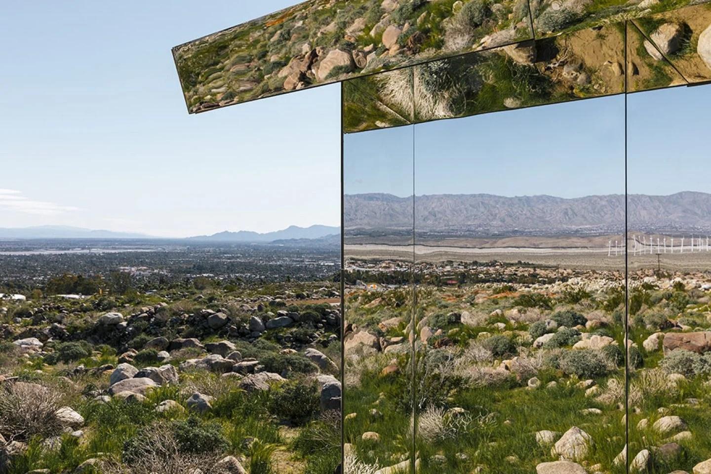 Doug Aitkens Mirrored Mirage IGNANT