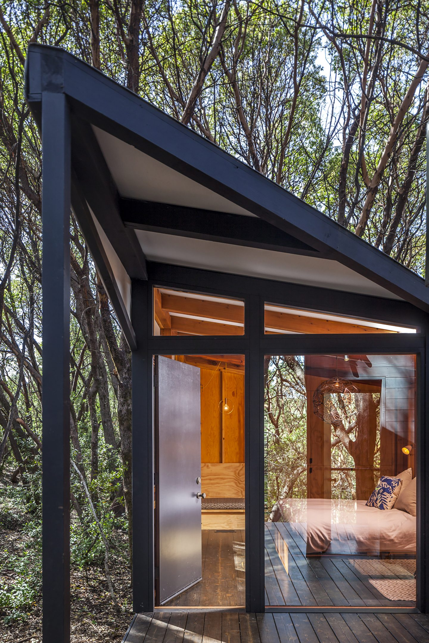 The Forest House In Northern California Ignant