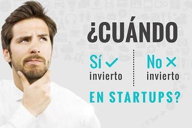 que atrae a los inversores a invertir en start-ups