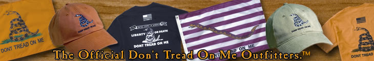 Dont Tread on Me Flags