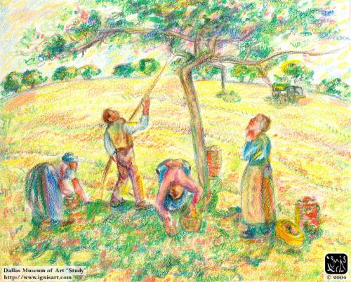 DMA Pissaro Orchard