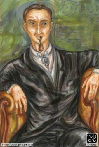 Sherlock Holmes Impressionist
