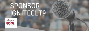 Sponsor IgniteCLT9 Header Image