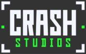 Crash Studios Charlotte Dark Logo