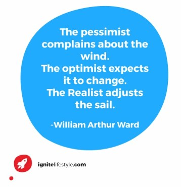 best optimist quote