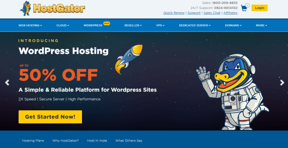 Hostgator | Best web hosting services