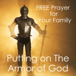 Armor of God Prayer