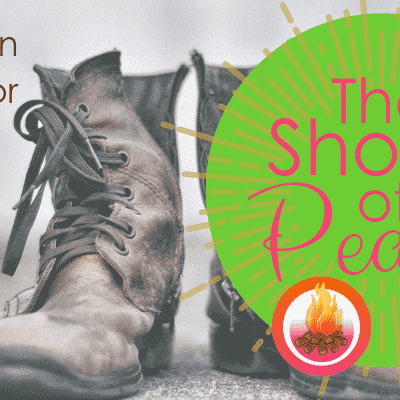 The Shoes of Peace: Putting on the Armor of God