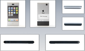 Apple iPhone prototype aluminum 3