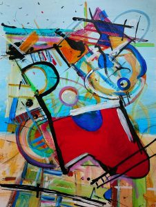 Image of Abstract Art