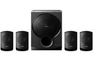 Sony Store speakers 4.1 channel sa-d10