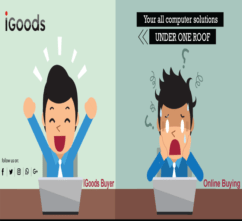 IGoods v/s Online | Offline Buying Benefits | Laptop Retail Store Jaipur