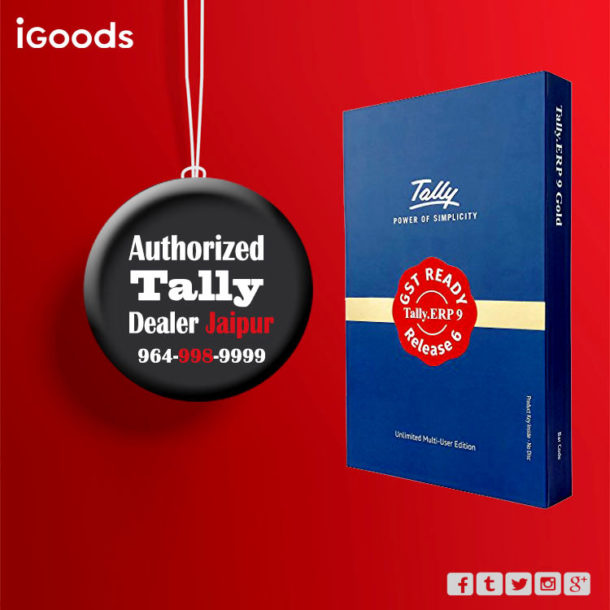 Tally Authorized Dealer