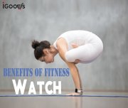 9 Benefits of Fitness Watch of Health