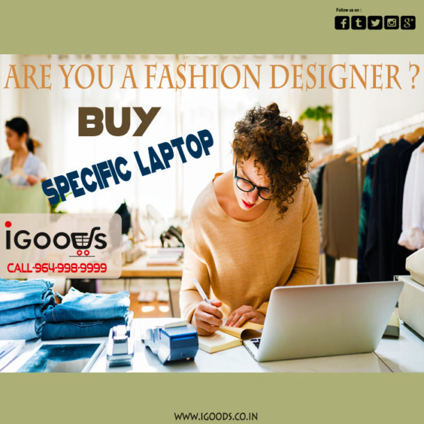 Buy Laptop For fashion Designers