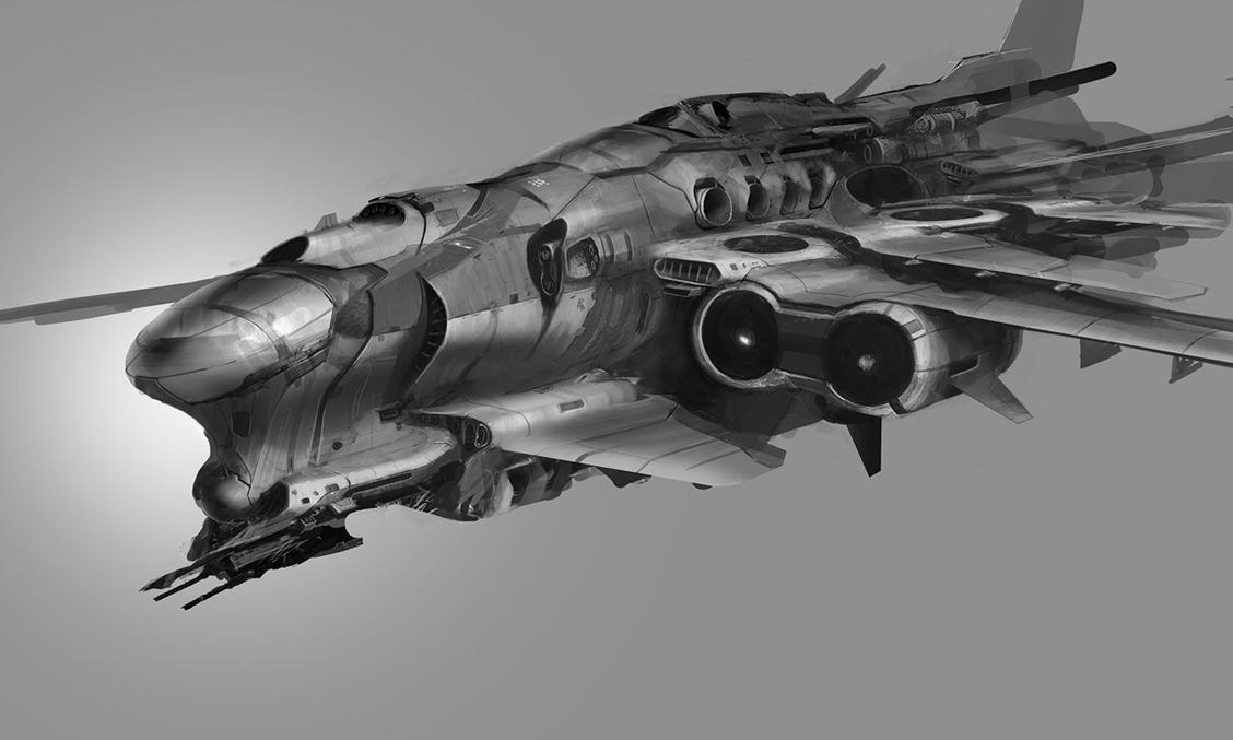 Star Wars Starfighter Designs