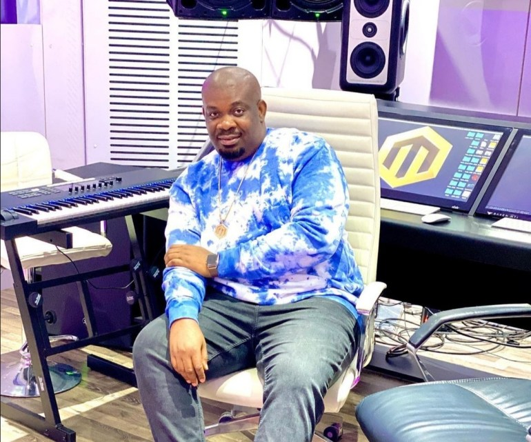 Don Jazzy Seeks Help As He Cries Of Being Bombarded With Nudes From Unknown Numbers