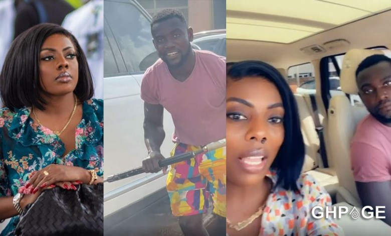 Where is your employment Minister? – Nana Aba jabs tweep who asked her to help more people get jobs