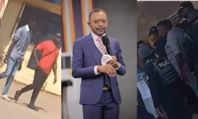 Reverend Owusu Bempah and Three Others Arrested for Attacking Police Officer
