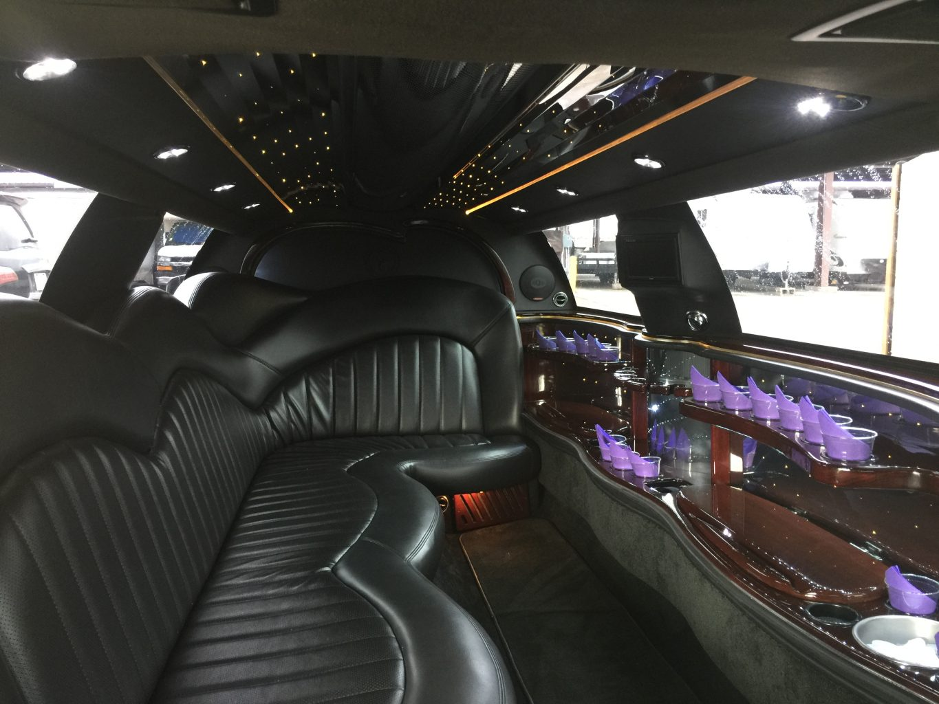 Stretch Limo Rental Dallas