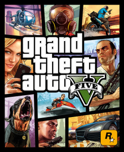 GTA 5 Out Now