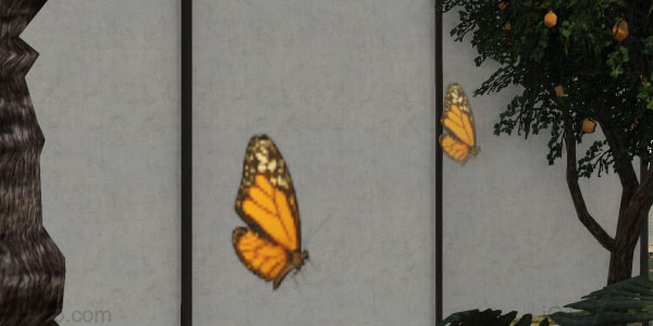 GTA 5 Butterflies