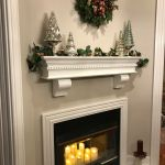 Custom Fireplace Mantel wood
