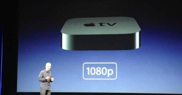 Apple TV 1080p
