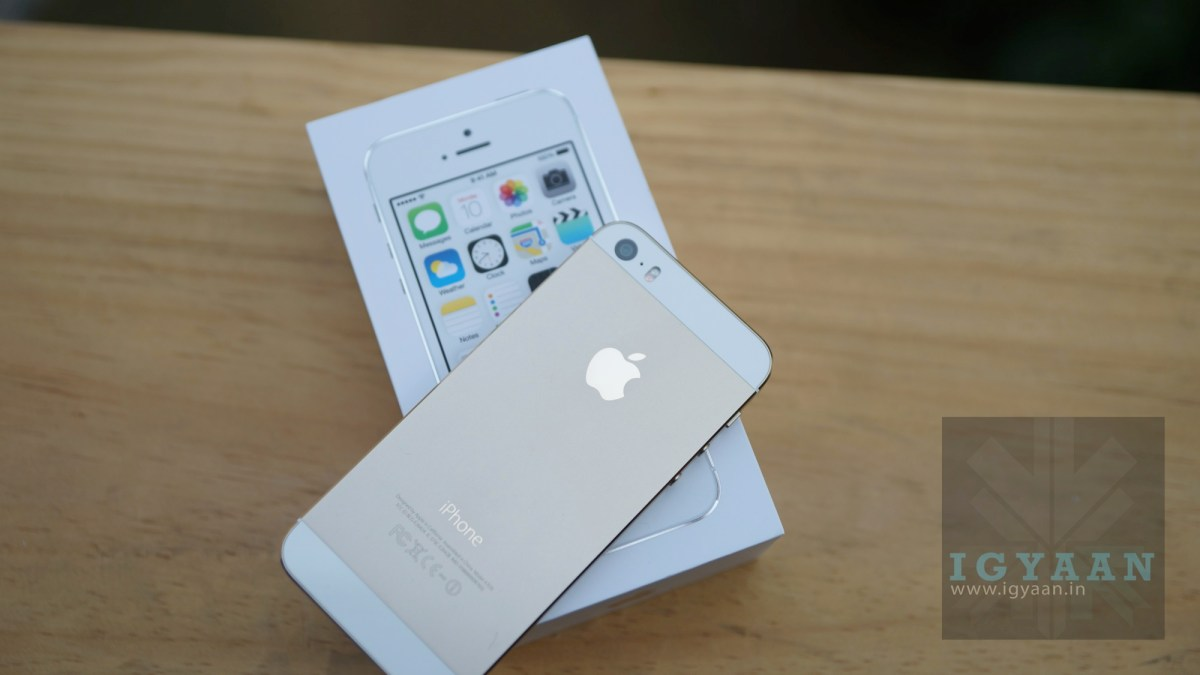 iphone 5s gold white 10