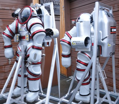The Exosuit will greatly evolve the oceanic research process