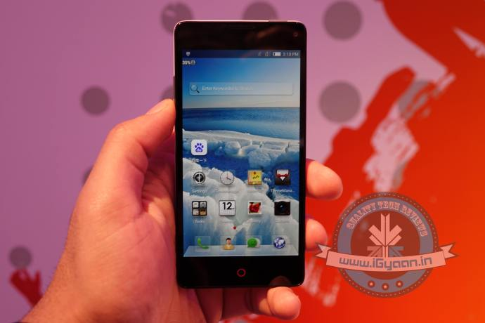 ZTE Snapdeal Nubia Launch 1