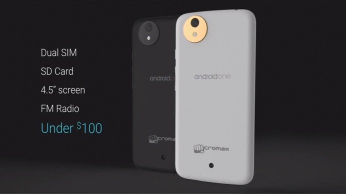 With Android One Google wants to bring a Standard User experience throughout Android Ecosystem
