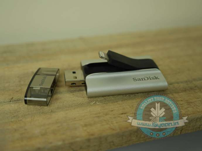 iXpand Sandisk 8