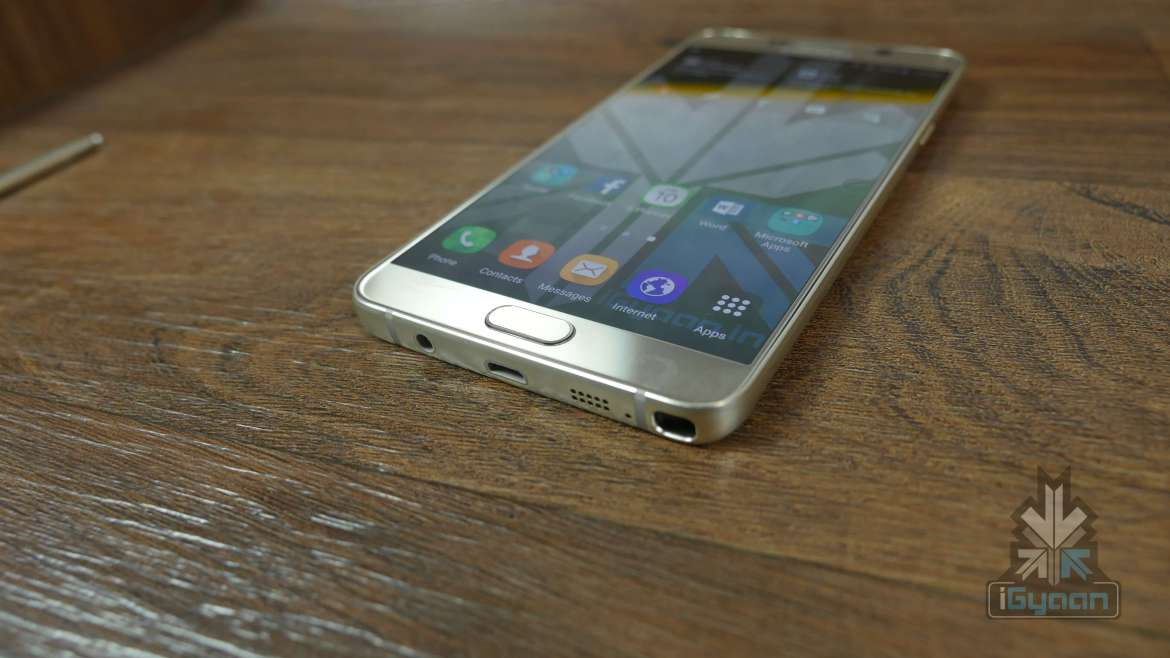 Samsung Galaxy Note 5 15