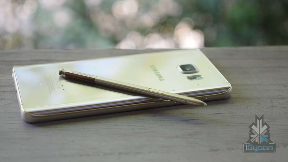 Samsung Galaxy Note 5 27