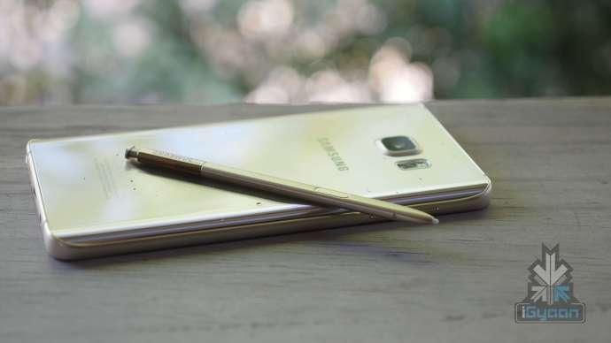 Samsung Galaxy Note 5 27