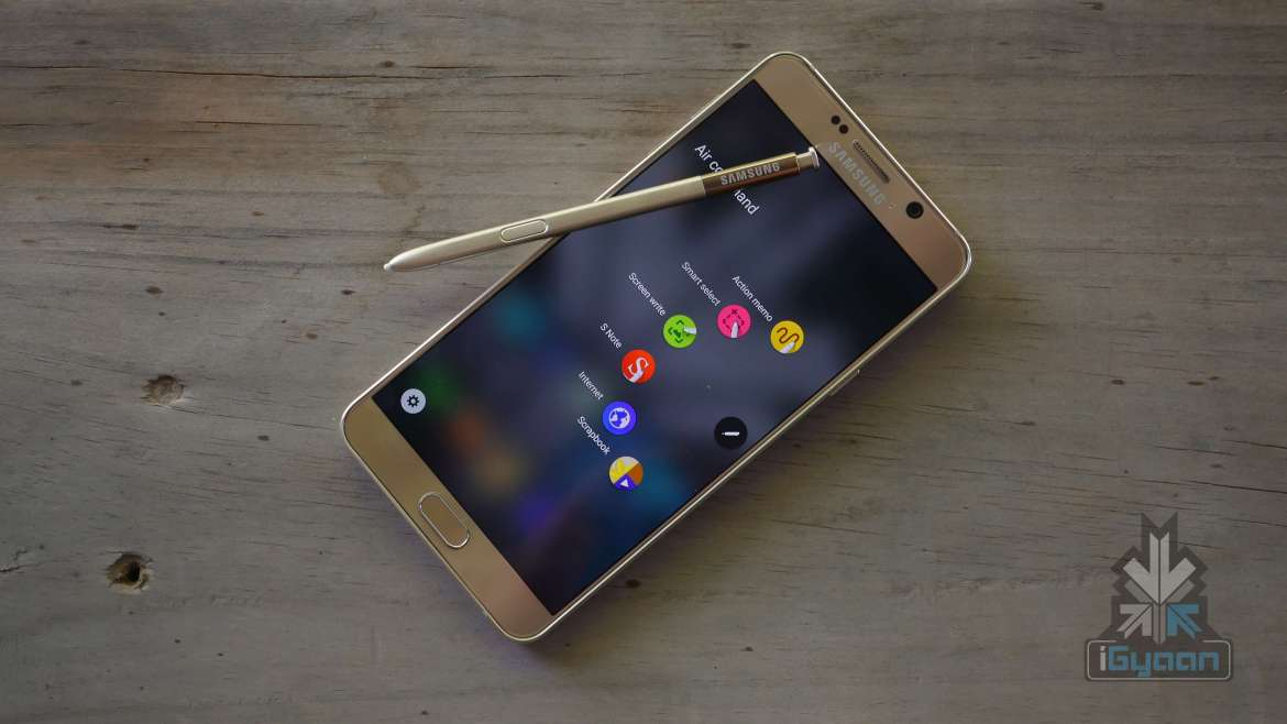 Samsung Galaxy Note 5 28