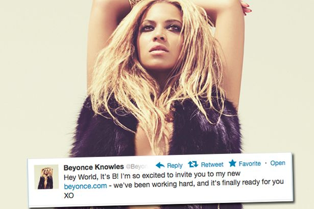 Beyonce Twitter