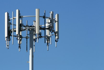 mobile network tower