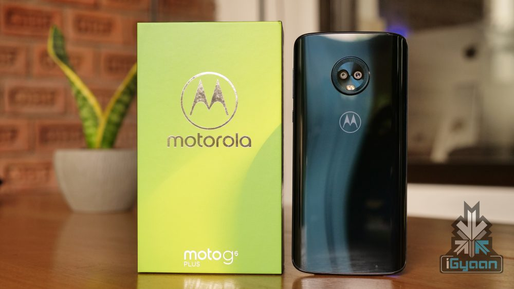 Moto G6 Plus Unboxing In India Price And Specifications